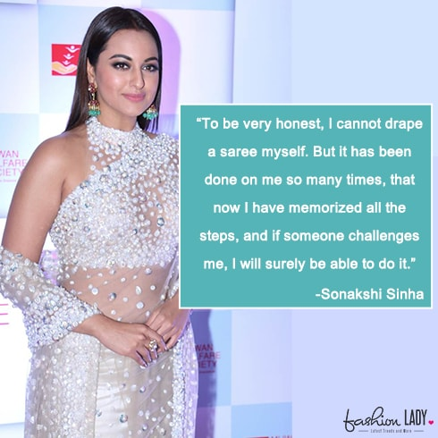 Sonakshi Sinha Quote