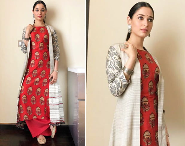 Tamannaah Bhatia in Anushree label