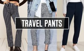 Chic Travel Pants