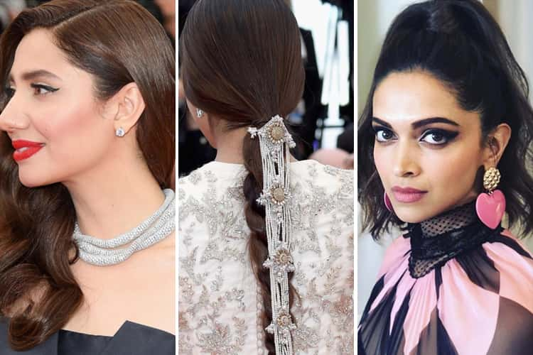 Bollywood Celebrities Wore Accessories at Cannes