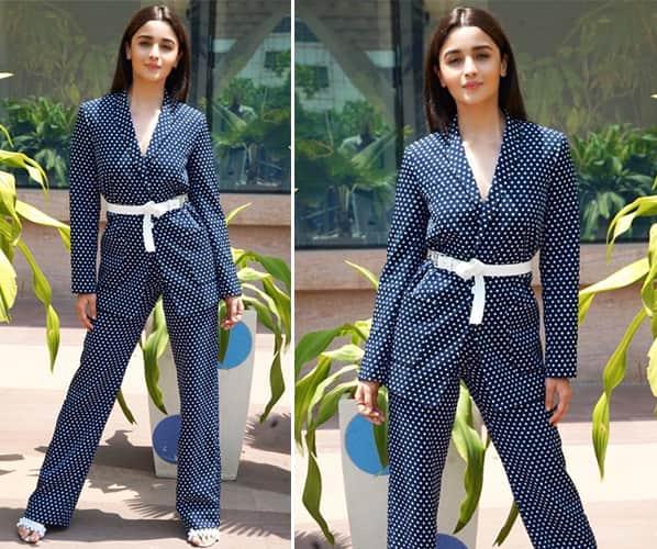Alia Bhatt In Michael Kors Designed Dress