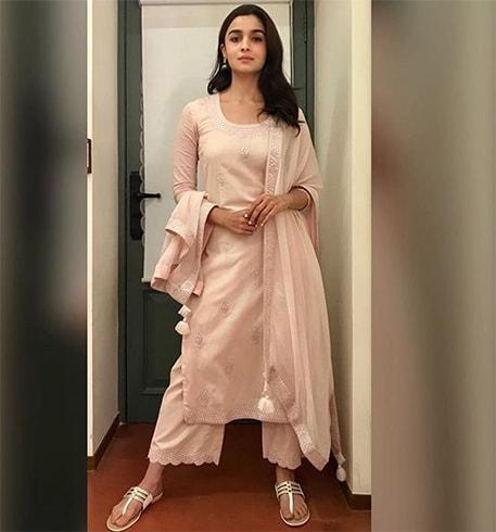 Alia Bhatt Promotional Styles