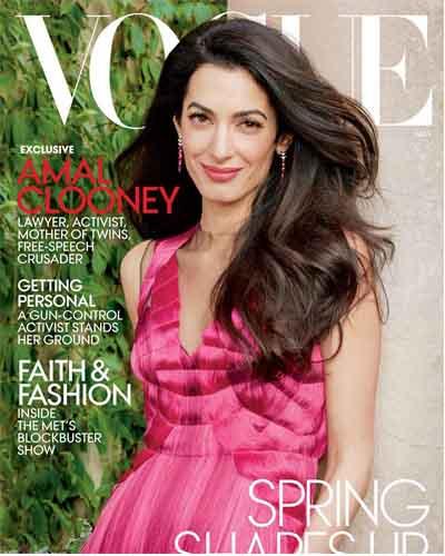 Amal Clooney Fashion Looks