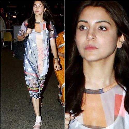 Anushka Sharma Latest Fashion
