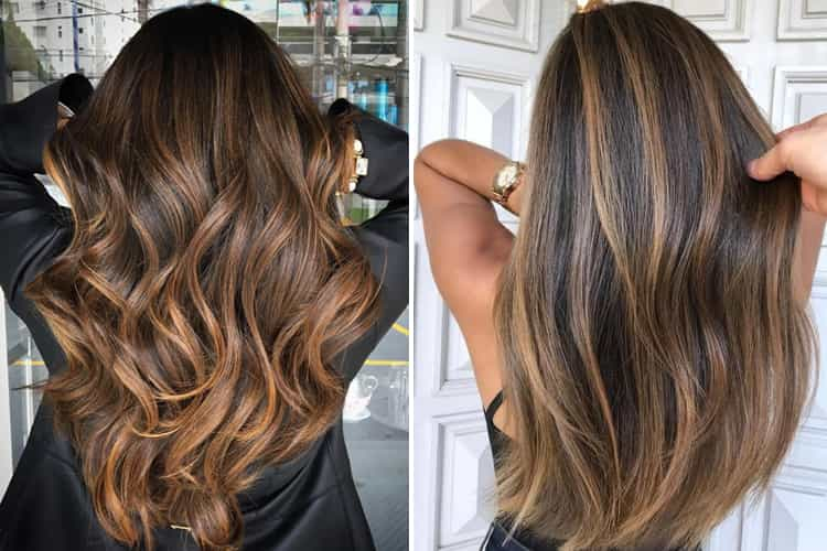 Balayage Vs Highlights