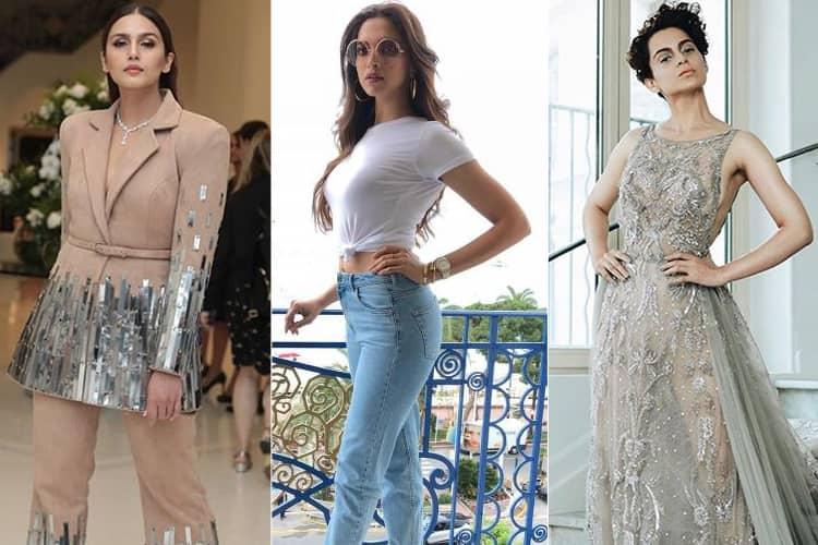 Celebrites at Cannes 2018 Day1
