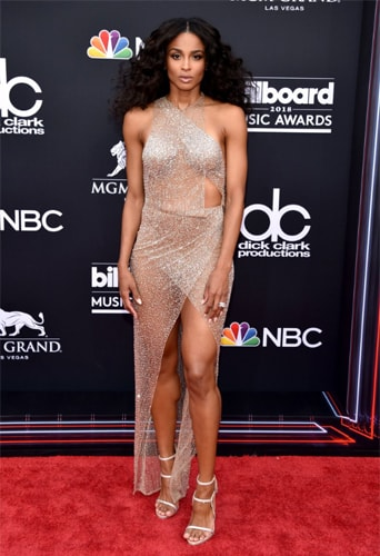 Ciara Fashion looks at Billboard Music Awards