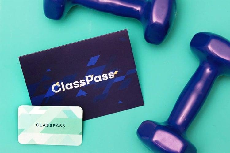 ClassPass membership As Mother's Day Gift