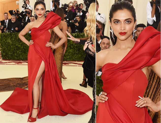 Deepika Padukone Fashion in Met Gala Event