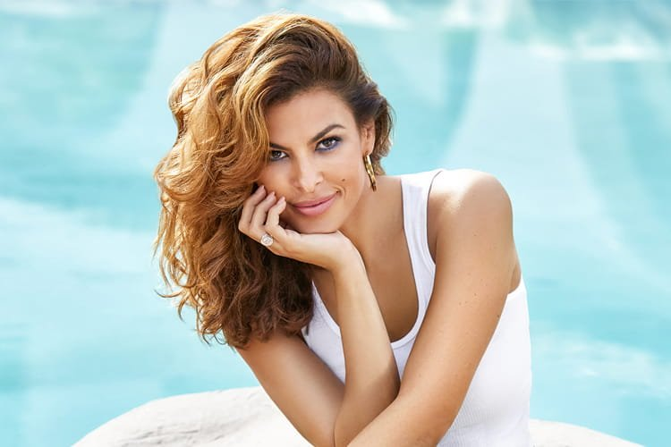 Eva Mendes beauty tips