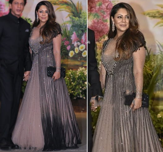 Gauri Khan at Sonam Wedding Reception