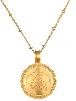 Global Peace Pendant Necklace