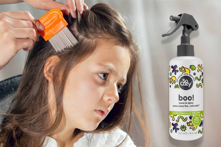 Head Lice Sprays