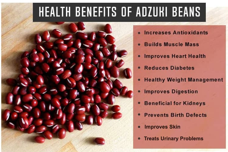 Health Benefits of Adzuki Beans