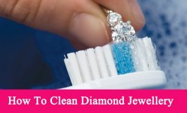 How to Clean Diamond Jewellery