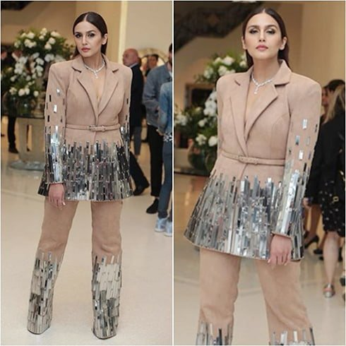 Huma Qureshi at Cannes Day1
