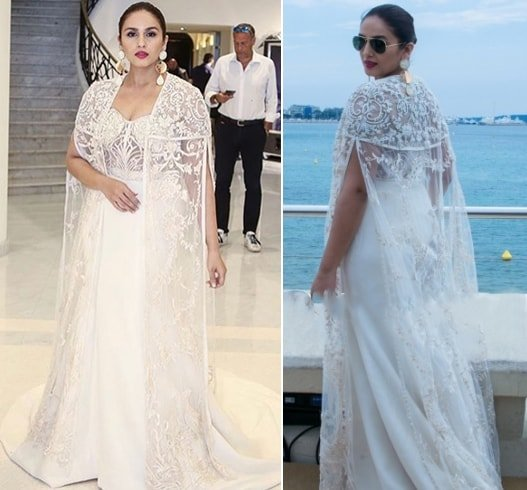 Huma Qureshi at Cannes