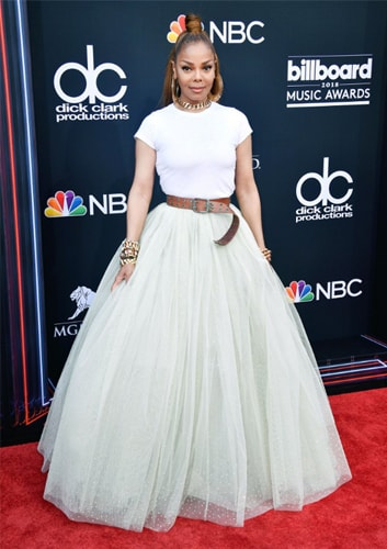 Janet Jackson At Billboard Music Awards