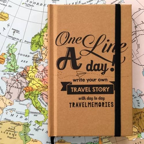 Journal For Summer Travel