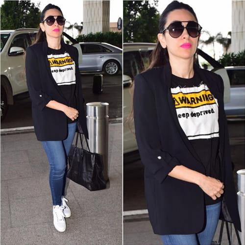 Karisma Kapoor Fashion looks