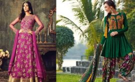 Latest Salwars Fashion