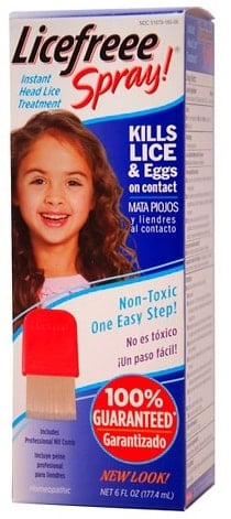 Instant Head Lice Treatment