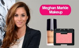 Meghan Markle makeup For beauty fashion-min