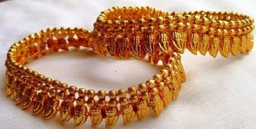 Panchdhatu Anklets for baby