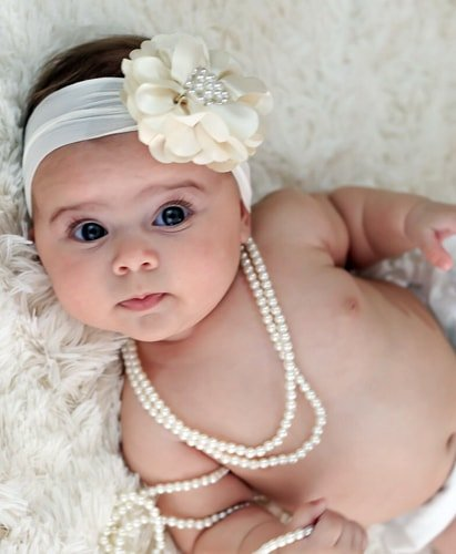 Pearl Necklace for baby girl