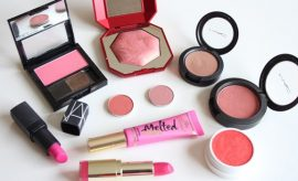 Pink Makeup Products For Summer