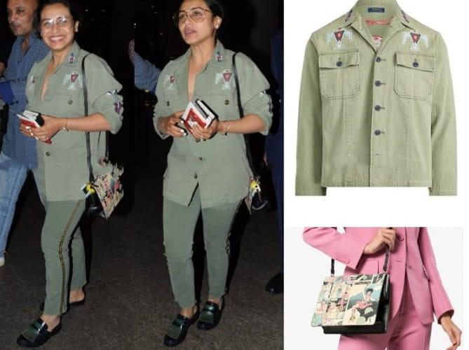 Rani Mukerji Fashion