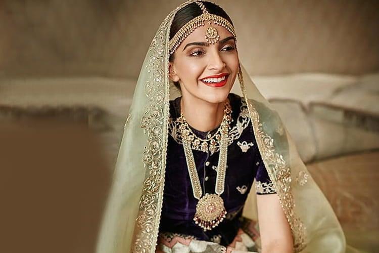 Sonam Kapoor's bridal trousseau