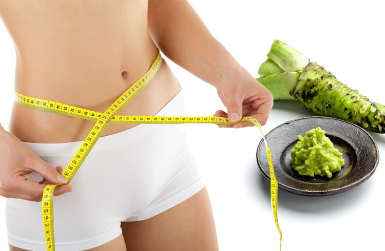 Wasabi for Weight Loss