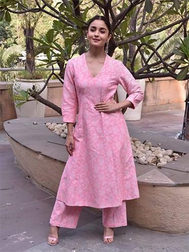 Alia Bhatt Dresses