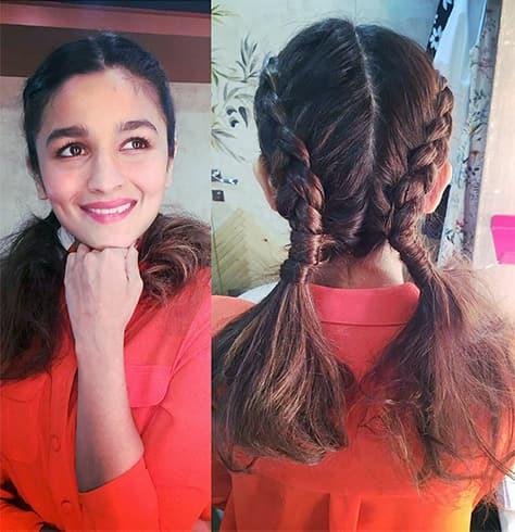 Alia Hairstyles