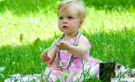 baby jewelry fashion