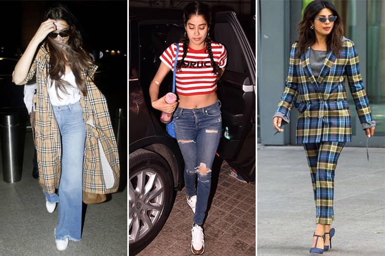Bollywood Off Duty Styles