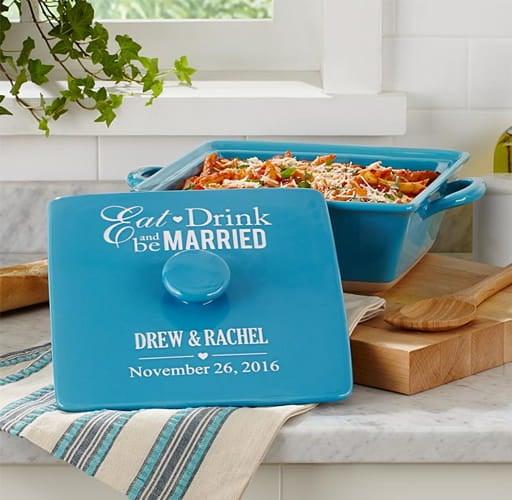 Bridal shower food gift