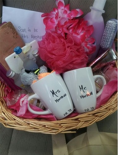 bridal shower gifts bride