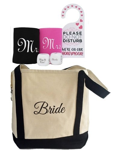 Bridal shower gifts for Honeymoon