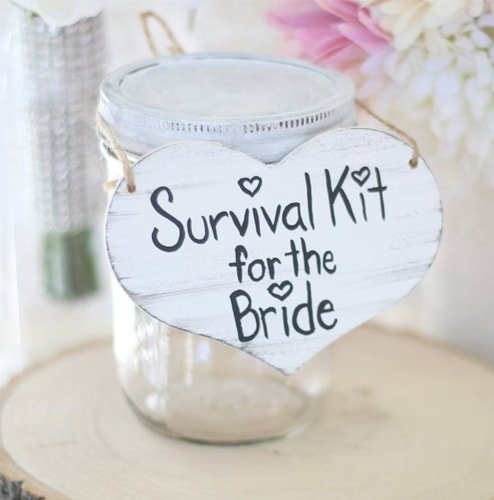 bridal shower kit