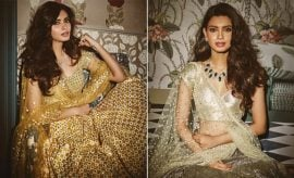 Diana Penty On Brides Today Cover