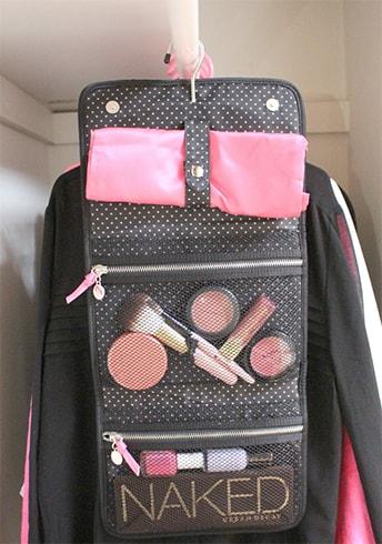 Hanging Makeup Bags