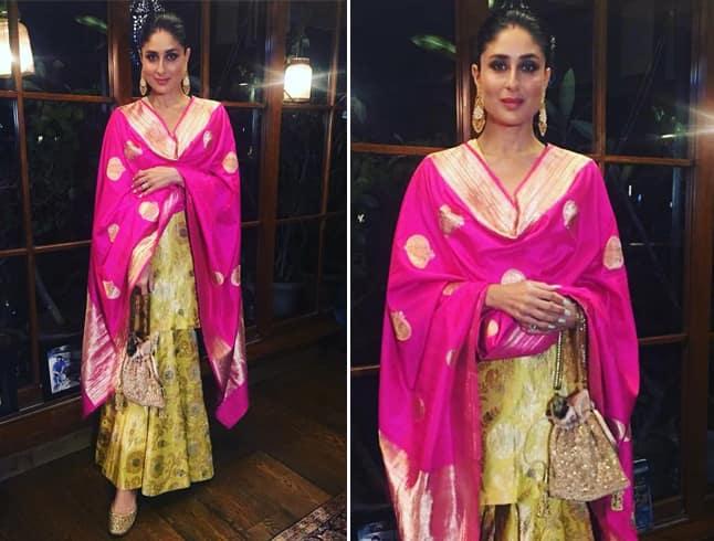 Kareena Kapoor In Raw Mango