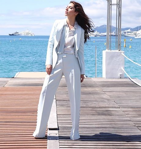 Mahira Khan at Cannes 2018