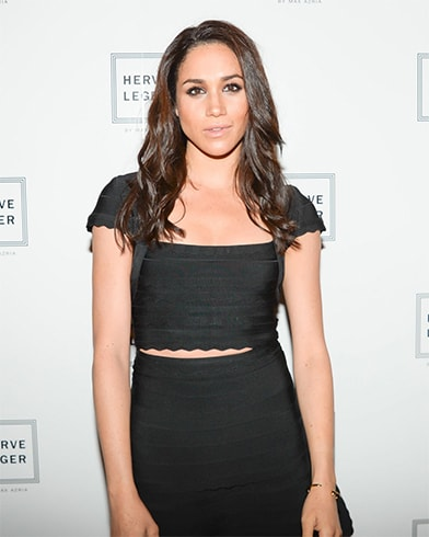 Meghan Markle 2013 Hairstyle