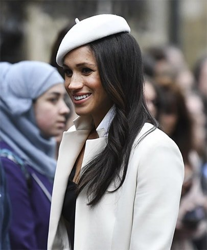 Meghan Markle Latest Hairstyles
