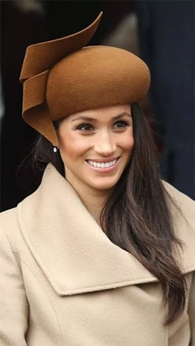 Meghan Markle Royal Hat