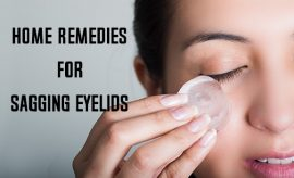Home Remedies For Sagging Eyelids