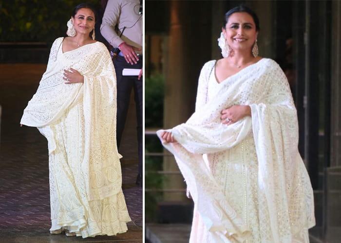 Rani Mukerji at Sonam Kapoor Sangeet